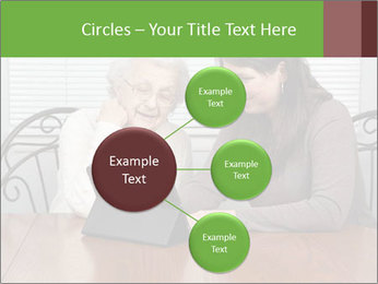 Young Woman Teaching PowerPoint Templates - Slide 79