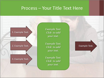 Young Woman Teaching PowerPoint Templates - Slide 85