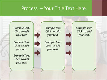 Young Woman Teaching PowerPoint Templates - Slide 86