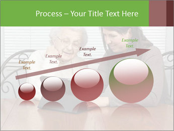Young Woman Teaching PowerPoint Templates - Slide 87