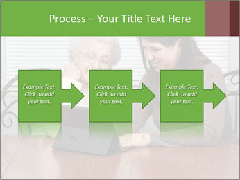 Young Woman Teaching PowerPoint Templates - Slide 88