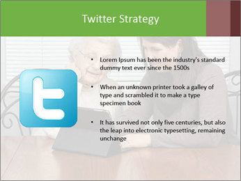 Young Woman Teaching PowerPoint Templates - Slide 9
