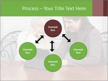 Young Woman Teaching PowerPoint Templates - Slide 91
