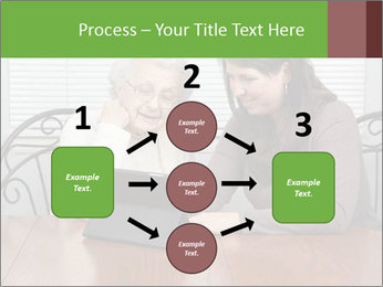 Young Woman Teaching PowerPoint Templates - Slide 92