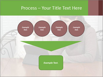 Young Woman Teaching PowerPoint Templates - Slide 93