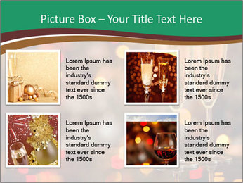 Two champagner glasses PowerPoint Template - Slide 14