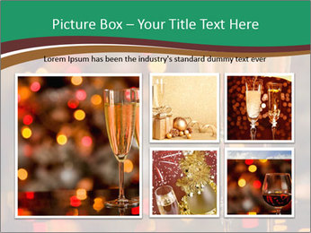 Two champagner glasses PowerPoint Template - Slide 19