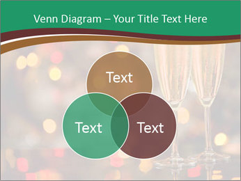 Two champagner glasses PowerPoint Template - Slide 33