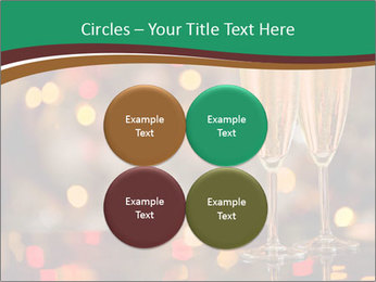 Two champagner glasses PowerPoint Template - Slide 38