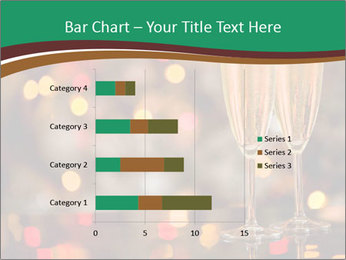 Two champagner glasses PowerPoint Template - Slide 52