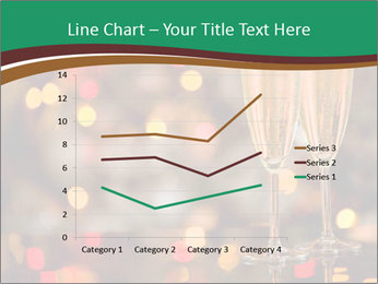 Two champagner glasses PowerPoint Template - Slide 54