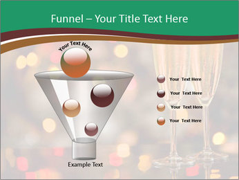 Two champagner glasses PowerPoint Template - Slide 63