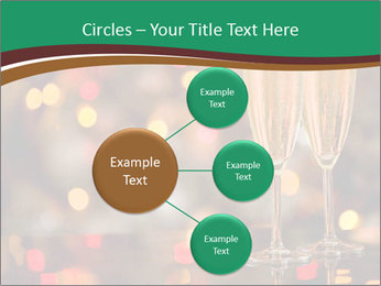 Two champagner glasses PowerPoint Template - Slide 79