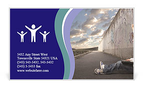 0000093003 Business Card Template
