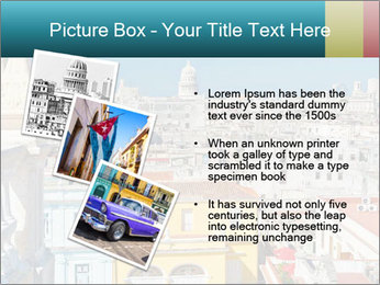 Colorful roofs PowerPoint Templates - Slide 17