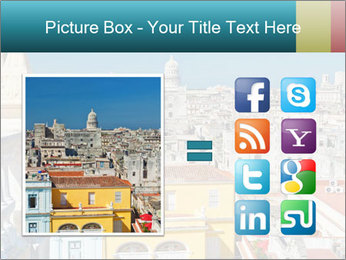 Colorful roofs PowerPoint Templates - Slide 21