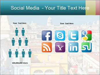 Colorful roofs PowerPoint Templates - Slide 5