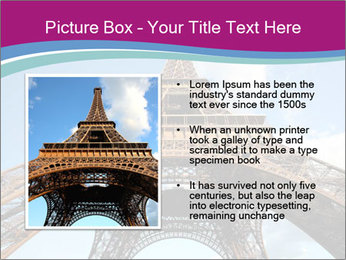 Eiffel Tower in Paris PowerPoint Templates - Slide 13