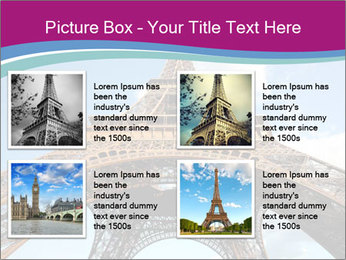 Eiffel Tower in Paris PowerPoint Templates - Slide 14