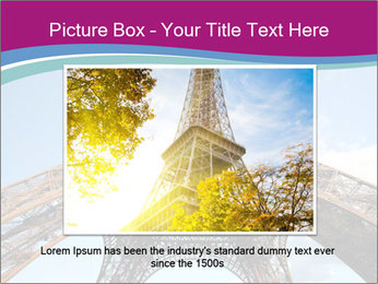 Eiffel Tower in Paris PowerPoint Templates - Slide 16