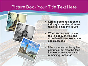 Eiffel Tower in Paris PowerPoint Templates - Slide 17