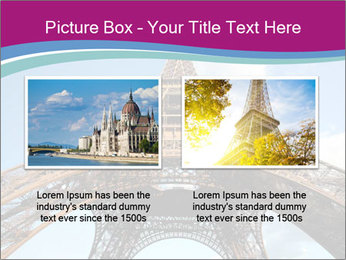 Eiffel Tower in Paris PowerPoint Templates - Slide 18