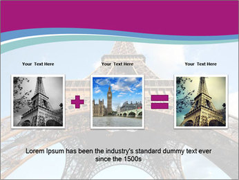 Eiffel Tower in Paris PowerPoint Templates - Slide 22