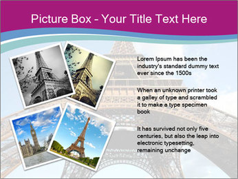 Eiffel Tower in Paris PowerPoint Templates - Slide 23