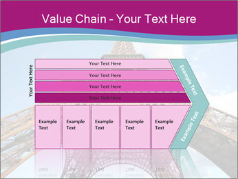 Eiffel Tower in Paris PowerPoint Templates - Slide 27