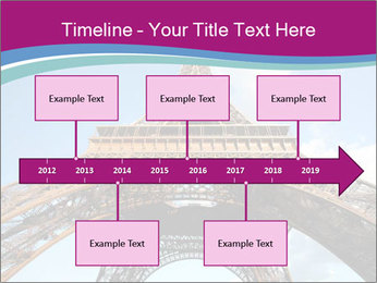 Eiffel Tower in Paris PowerPoint Templates - Slide 28