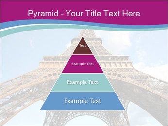 Eiffel Tower in Paris PowerPoint Templates - Slide 30