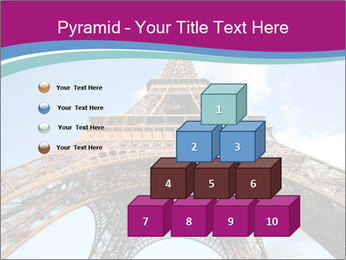 Eiffel Tower in Paris PowerPoint Templates - Slide 31