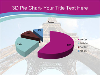 Eiffel Tower in Paris PowerPoint Templates - Slide 35