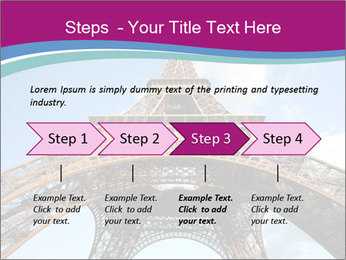 Eiffel Tower in Paris PowerPoint Templates - Slide 4