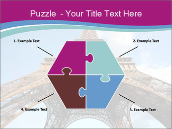 Eiffel Tower in Paris PowerPoint Templates - Slide 40