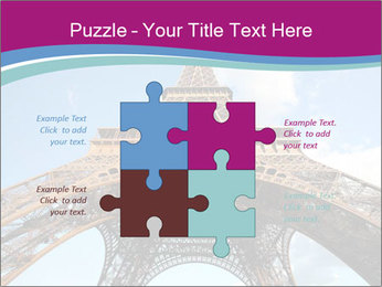 Eiffel Tower in Paris PowerPoint Templates - Slide 43