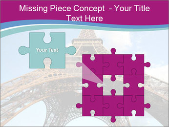 Eiffel Tower in Paris PowerPoint Templates - Slide 45