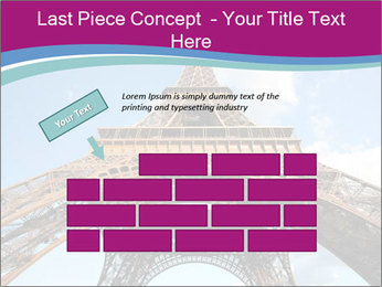 Eiffel Tower in Paris PowerPoint Templates - Slide 46