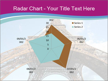 Eiffel Tower in Paris PowerPoint Templates - Slide 51