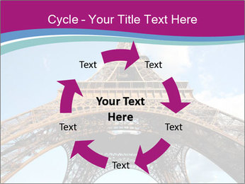 Eiffel Tower in Paris PowerPoint Templates - Slide 62