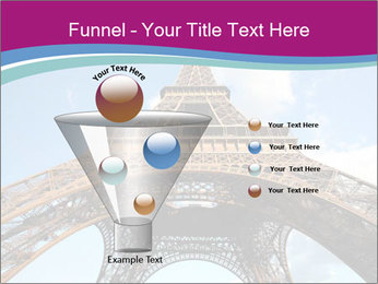 Eiffel Tower in Paris PowerPoint Templates - Slide 63