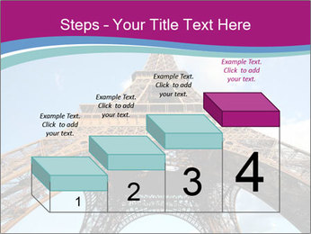 Eiffel Tower in Paris PowerPoint Templates - Slide 64