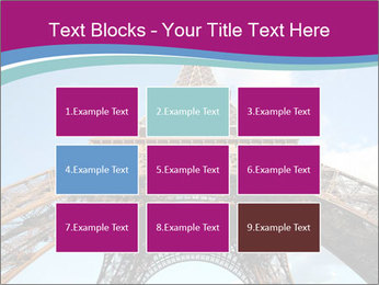 Eiffel Tower in Paris PowerPoint Templates - Slide 68