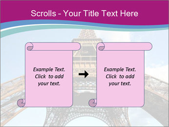 Eiffel Tower in Paris PowerPoint Templates - Slide 74