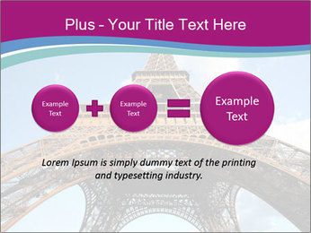 Eiffel Tower in Paris PowerPoint Templates - Slide 75