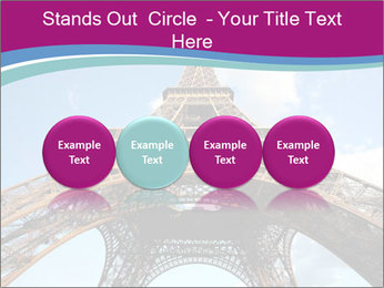 Eiffel Tower in Paris PowerPoint Templates - Slide 76