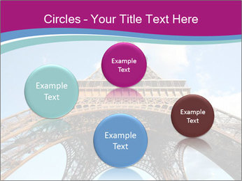 Eiffel Tower in Paris PowerPoint Templates - Slide 77
