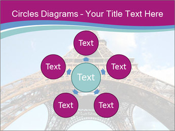Eiffel Tower in Paris PowerPoint Templates - Slide 78