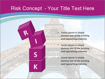 Eiffel Tower in Paris PowerPoint Templates - Slide 81