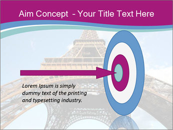 Eiffel Tower in Paris PowerPoint Templates - Slide 83